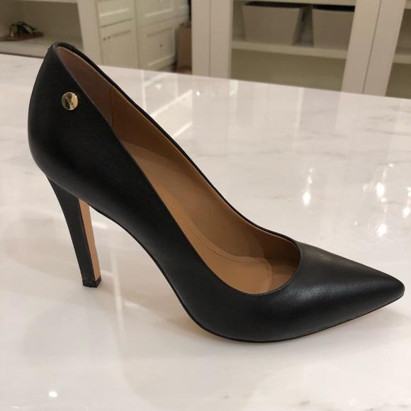 fb240e30566 Calvin Klein Shoes - Calvin Klein Brady Pointed Toe Pump - Black